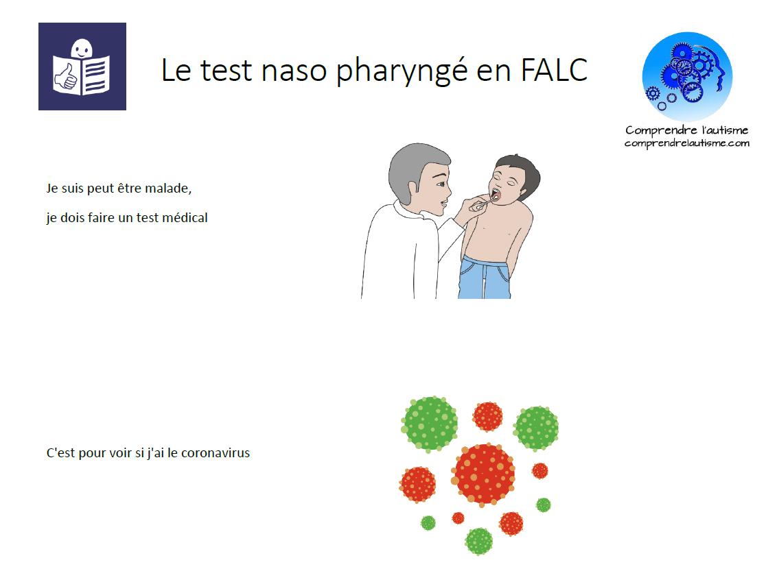 Le prélèvement naso-pharyngé en FALC